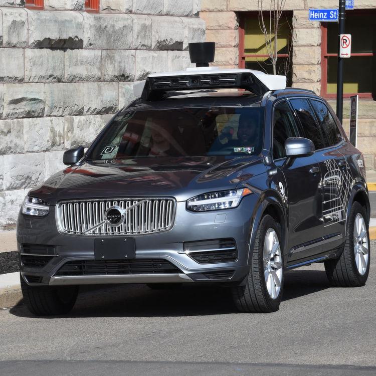 Unfallexperten: Uber-Software konnte Fußgängerin nicht identifizieren