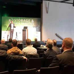 Auftakt der Storage & Data Analytics Konferenz in Stuttgart