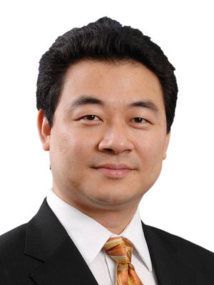 Michael Tso, CEO von Cloudian.