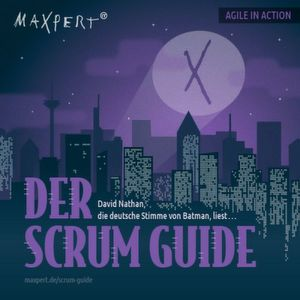 Scrum Guide als Gratis-Hörbuch in Deutsch