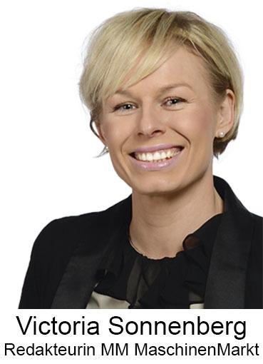 Victoria Sonnenberg - Redakteurin MM Maschinenmarkt