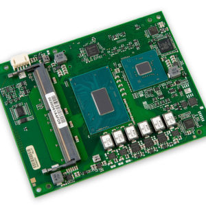 MSC COM Express Modul mit Intel Core 8