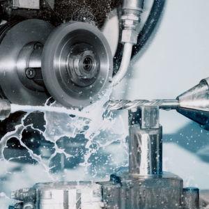 Erweitertes Reinigungsprogramm Fur Die Metallbearbeitung