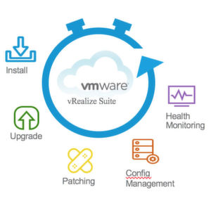 VMware erneuert vRealize Cloud Management