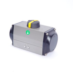 Scotch yoke actuator is targeted especially for oil and gas industry.