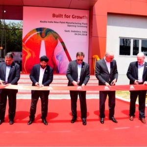 Axalta inaugurates new coating manufacturing facility in India