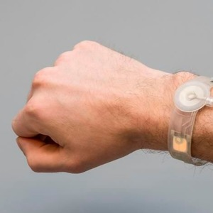 Flexible OLED als Wearable für die Lichttherapie