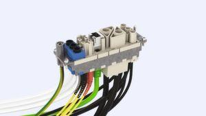 Modulare Steckverbinder perfekt kombinieren