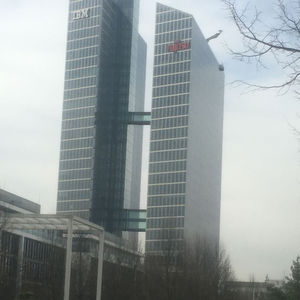 Fujitsu eröffnet Digital Transformation Center in München