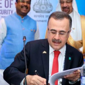 Saudi Aramco's President & CEO Amin H. Nasser said in an announcement that investing in India was a key part of Saudi Aramco's global downstream strategy, and would be another milestone in their growing relationship with India.