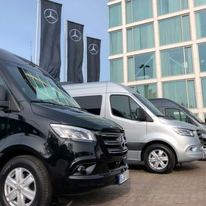 Mercedes Sprinter: Revolution im Innern