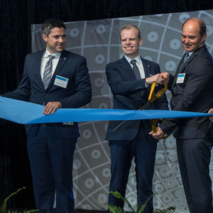 Yara and BASF open world-scale ammonia plant in Freeport