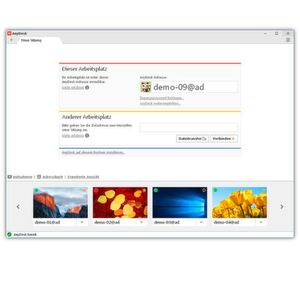 Remote-Desktop-Software mit neuen Funktionen