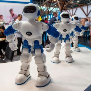 Service robotics was one of the core topics at Automatica 2016.