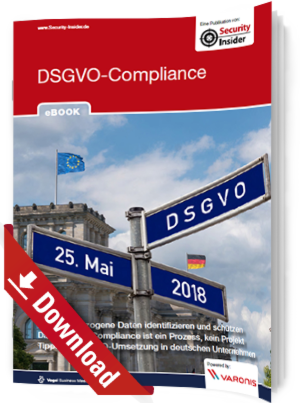 eBook: DSGVO-Compliance