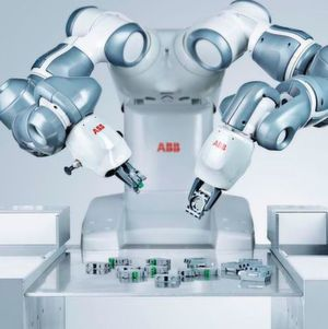 Collaborative robots ensure greater reliability and efficiency in the production process.
