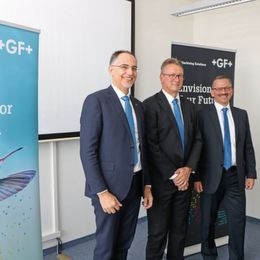 GF Machining Solutions lädt zu den GF Solution Days ein