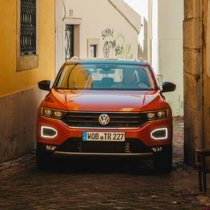 VW T-Roc: Die SUV-Alternative zum Golf