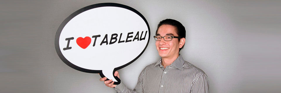 Der Autor: Paul Bremhorst ist Sales Consulting Manager DACH bei Tableau