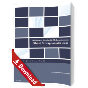 Object Storage aus der Cloud