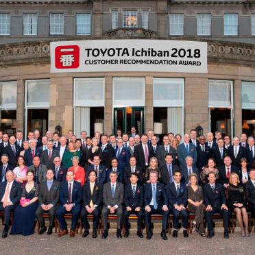 Toyota Ehrt Drei Deutsche Händler Mit Ichiban Preis