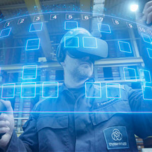 Thyssenkrupp treibt digitale Transformation voran