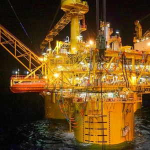Shell Announces Investment in Deep-Water Development