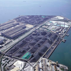 Okinoyama Coal Center and 216 MW coal-fired power plant