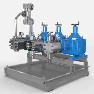 New performance rating added to diaphragm metering pump series ccuart Gallery