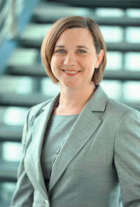 Michelle Stonebank, Director Channel Sales & Alliances, Central and Eastern Europe bei Commvault