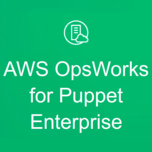 Konfigurationsmanagement mit Puppet in der AWS-Cloud