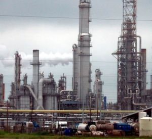 Davis Refinery should be completed by the mid-2019 (sample image)