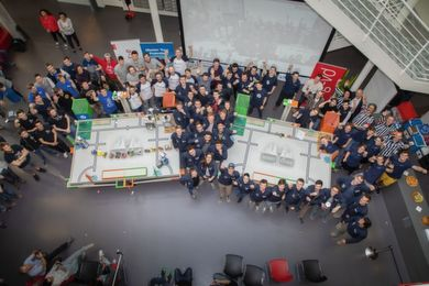 Coupe suisse de robotique « SwissEurobot Open »