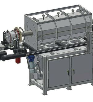 The HC Series Configurable Rotary Furnace product line is advantageous for clients that require more economical equipment solutions with quicker lead times.