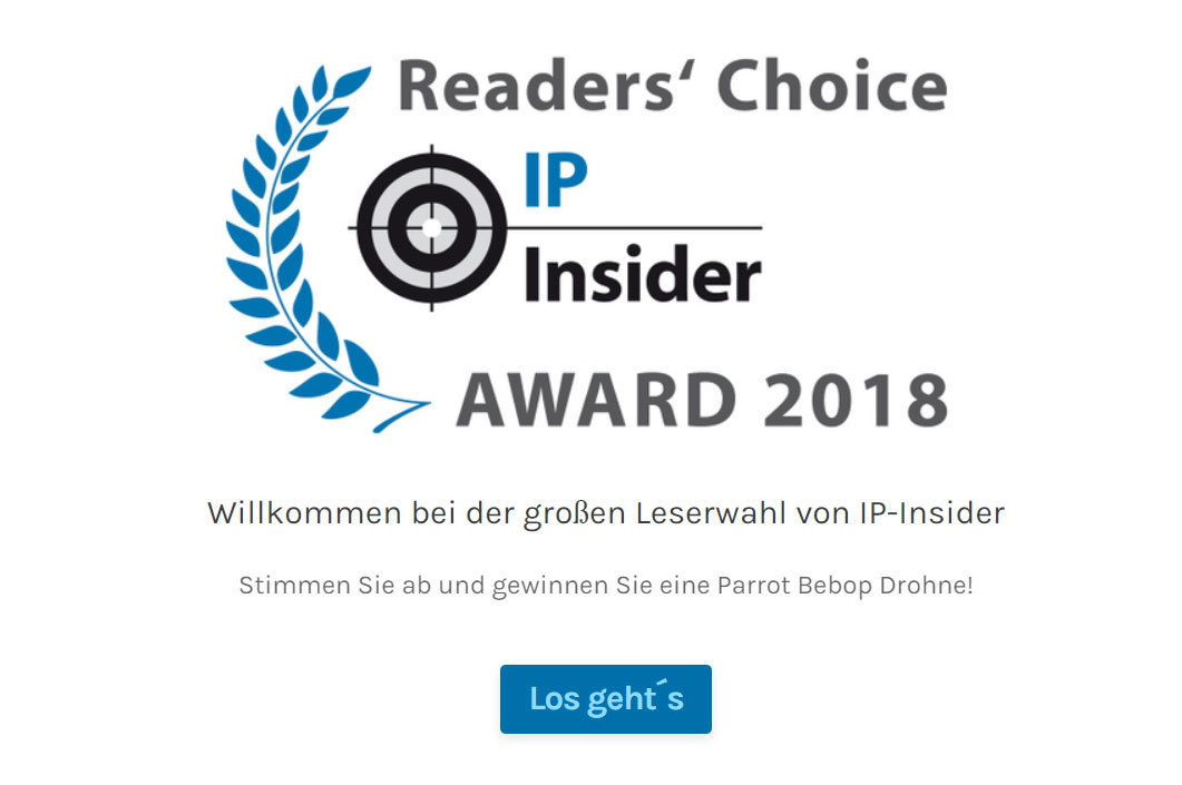 IP-Insider Awards