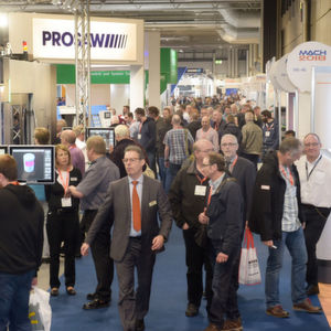 Five percent increase in trade visitors to Mach 2018