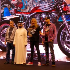 Customshow Emirates 2018: Heißes Pflaster