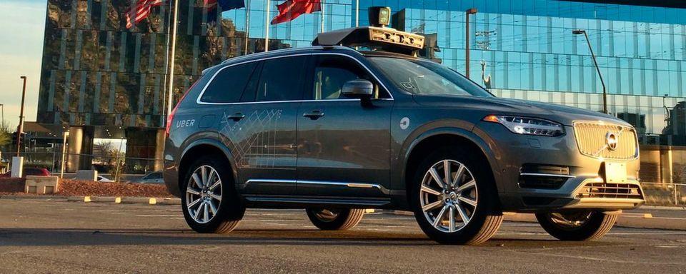Software verursachte tödlichen Unfall mit Uber-Roboterwagen