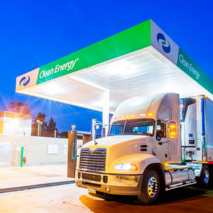 Clean Energy Fuels is a provider of natural gas fuel and renewable natural gas (RNG) fuel for transportation in North America with a network of over 550 stations across North America.
