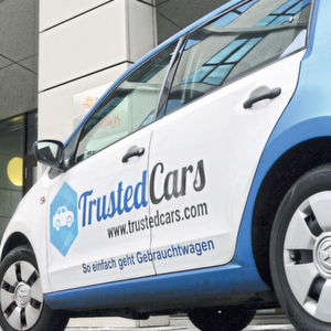 Trusted Cars: Shoppen wie bei Amazon