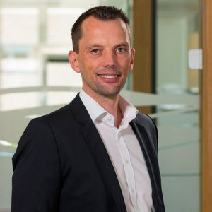 Hendrik Flierman, Global Sales Director bei der G Data Software AG