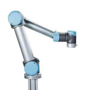 Robot arm relieves working strain in final assembly