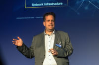 Henning Czerny, Vice Director of Networking Solution Sales, Enterprise Business Group, Huawei Technologies Deutschland