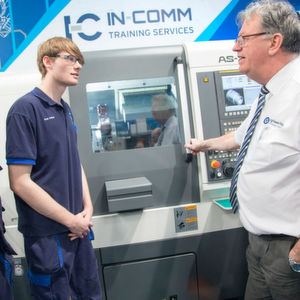 Making apprenticeship jobs in manufacturing attractive