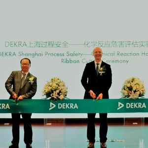 Dekra Launches Chemical Reaction Hazard Laboratory