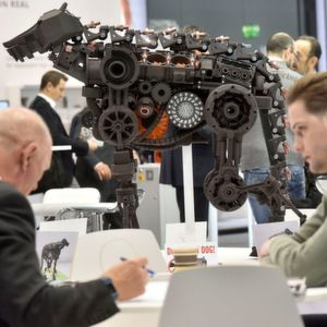 Formnext is the leading trade fair for additive manufacturing and next-generation, intelligent manufacturing solutions held in Frankfurt am Main, Germany.