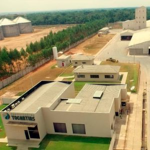 Eurochem Opens New Fertilizer Blending Plant