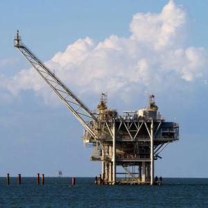 The firm expects the Gulf of Mexico with an estimated peak production of 40,000 barrels of oil equivalent per day.