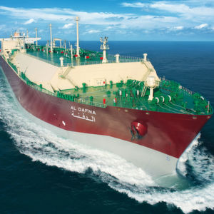 Nakilat operates one of the largest fleets of liquefied natural gas (LNG) carriers.