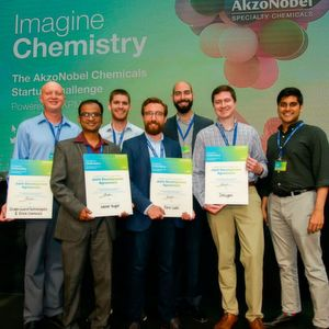 Akzo Nobel Announces Winners of 2018 Imagine Chemistry Award